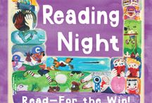 Family Reading Night: Read for the Win!