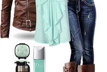 My style! / by Kimberly Romero
