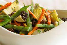 Meatless Monday Raisin Recipes / Delicious raisin recipes with no meat! / by California Raisins