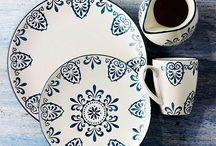 Porselen Boyama Desenleri