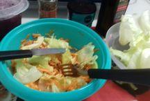 Minha marmita / Lunch time at work