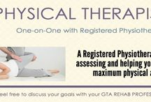 Home Care Physiotherapy, Massage therapy, Occupational therapy and Speech Language therapy / Providing home care physiotherapy, occupational therapy, speech language therapy and massage therapy in Mississauga, Toronto, Oakville and Milton