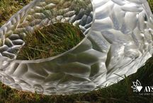 AYSAN ┃Contemporary Lighting / Embracing the minimalistic approach, keeping the spirit of Bohemian crystal glass. www.aysan.com