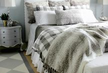 HOME || Bedroom / The best bedroom decor ideas from the fashion and lifestyle blog Two Peas in a Blog.
