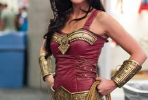 Cosplay Wonder Woman / Cosplay Wonder Woman de (Wonder Woman - DC Comics)