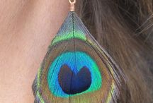 feather - jewels