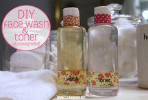 Face Wash & Face Scrubs