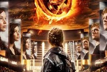 """""""Katniss, the girl who was on fire"""" / by Alexis Benjamin"""