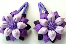 Hair clips , hairbands , accessories
