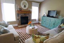 Family Room / by Lindsey Smyth