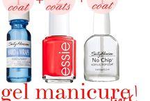 Gnarly Nails / Nail designs