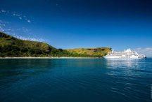FIJI - Captain Cook Cruises Fiji / Captain Cook Cruises Fiji
