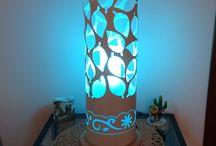 Lamp / Lamp project diy