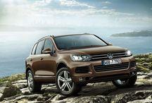 Volkswagen Touareg / Cuando no hay carretera, encuentra el camino. Volkswagen Touareg.
