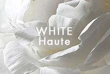 White Haute / A blank canvas is never blank.  / by Elie Tahari
