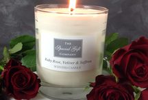 Scented Candles & Home Fragrance / Our new range of scented candles