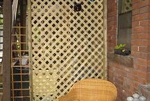 Balcony Ideas  / by Jessica Nicole