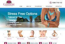 Plastic Surgeons Websites / Websites for Plastic Surgeons