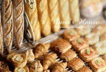 Nunu's house * miniature breads *