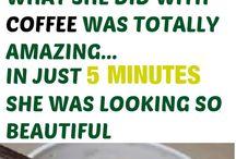 wat je met koffie kan doen
