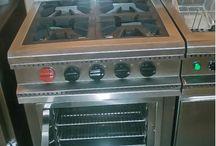 Equipamentos em aço inox para cozinha Industrial