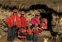 Перу национ. костюм