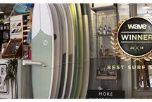 Watershed Brand Shops interiors / This shows you the inside of our stores...