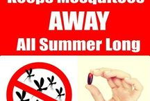 Mosquito repellents