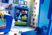 Parenting Boys - Their Spaces/Things / by Rachel Clark