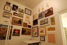 artwork and display