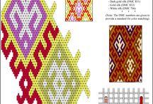 German brick stitch
