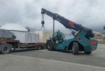 OMAR crane