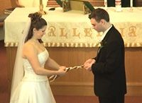Ceremony Ideas / Here are some different ideas for Rituals or Enactments during your wedding.