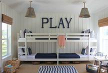 Playroom - Bunkroom / by Carrie Sexton
