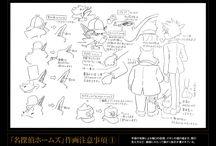 Artist: Miyazaki / Uno dei miei autori preferiti.
