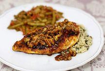 Praline Chicken Recipe