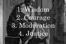 knowledge wisdom philosophy