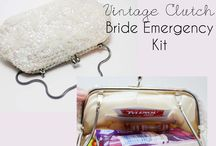 Maid Of Honor Essentials / Don't forget these items on your best friend's big day!  / by This Pug Life