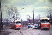 Trollies, Trams,& Streetcar's