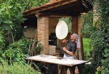 Cooking & Pizza at La Selva