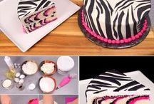 Bage og kage opskrifter