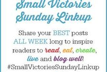 Featured Bloggers (Small Victories Sunday)
