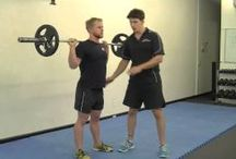 Training Videos / Learn the best training tips from the guys at DC Health Performance