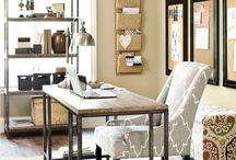 Home Office Inspiration / by How To: Simplify | Jen Tilley