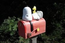 Bird Houses - Mailboxes