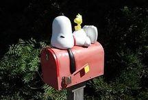 Snoopy & Friends / by Marsha East