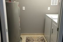Home - Laundry Room / by Savannah Patrone - theperfectedmess.com