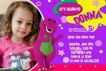 Barney  Theme