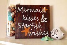 Mermaid ideas for baby Dottie