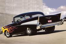 Cool cars & trucks / by Carrie Strickler Osborn